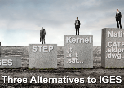 Three Alternatives To IGES